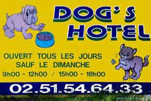 Dog's Hôtel - Les Bois des Landes entre Aizenay et Coëx