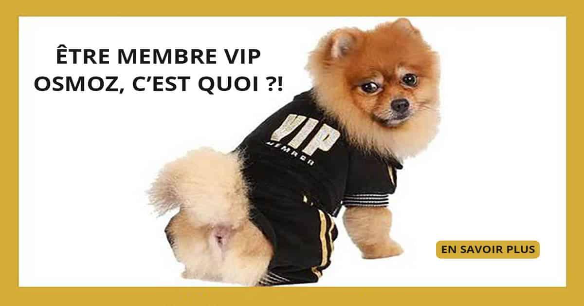 Membre VIP OSMOZ 85